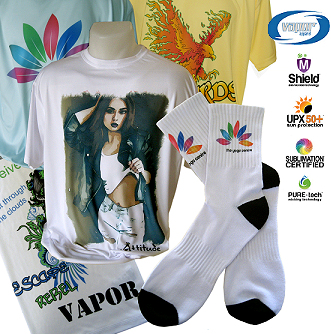 New Vapor Apparel products
