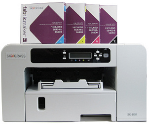 FabricMaker SG400 ink cartridges