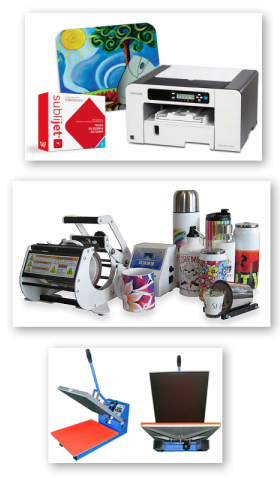 An overview of the dye sublimation printing process