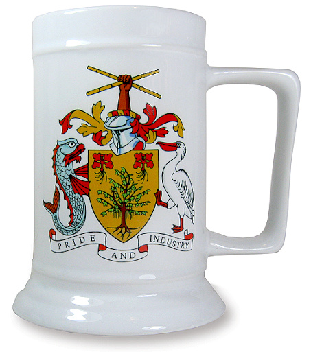 18 oz beer stein - box of 12