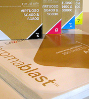 ChromaBlast media - A4 100 sheets