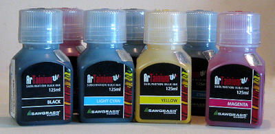 ArTainium dye sublimation ink 125 ml bottle