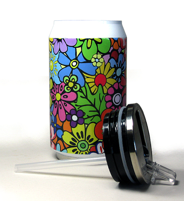 Thermos drink can
