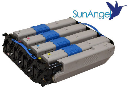 SunAngel replacement drum unit for 33TW (4 colours)