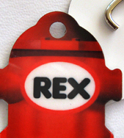 Unisub pet tag fire hydrant