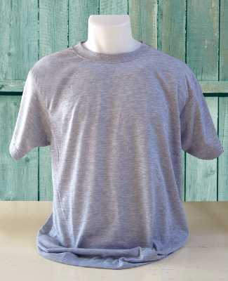 Vapor Basic t-shirt ash heather
