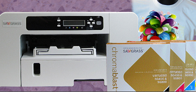 Virtuoso ChromaBlast printer package A4