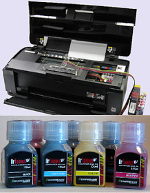 ArTainium bulk ink systems for Epson printers