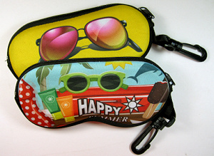 Neoprene glasses pouch/case
