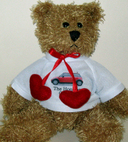 "Teddy bear 9"" high"