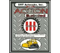 Action Illustrated Trades and Occupations Volume 3