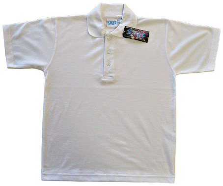 Special offer - SubliSoft polo shirt white XS