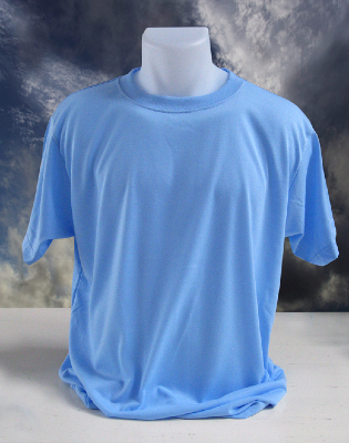 Vapor Back Country Collection t-shirt Blizzard Blue