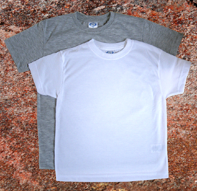Vapor Basic youth t-shirt white