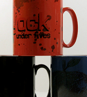 11oz WOW colour change mugs