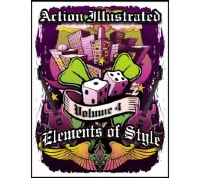 Action Illustrated Elements of Style Volume 4