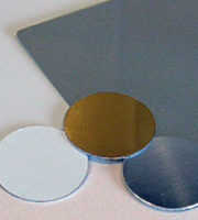 Aluminium circles 25 mm