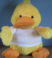 Crazy Critter Dilly Duck giant size