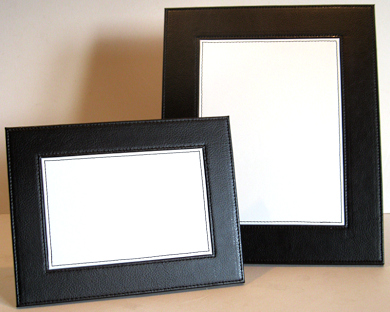 PictaLeather photo frames