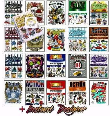 Action Illustrated Action Pack