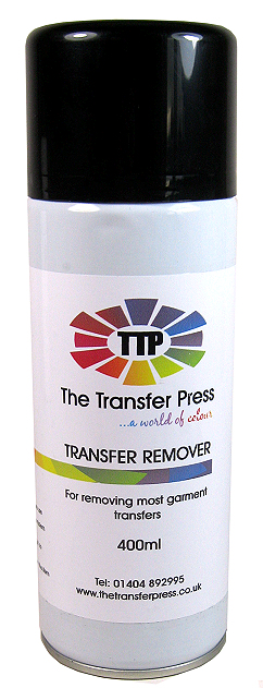 Transfer Remover spray