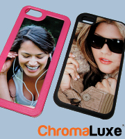 Chromaluxe iPhone covers