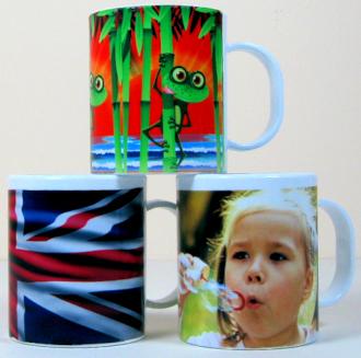 sublimation mug printing instructions