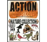 Action Illustrated Nature Clipart