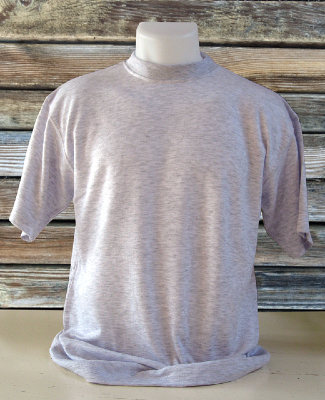 SubliSoft t-shirt ash grey
